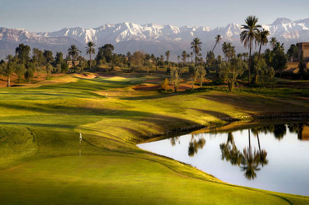 majestic immo | Marrakech, Amelkis Golf Resort